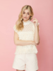 sister jane Country Icon Ruffle Top