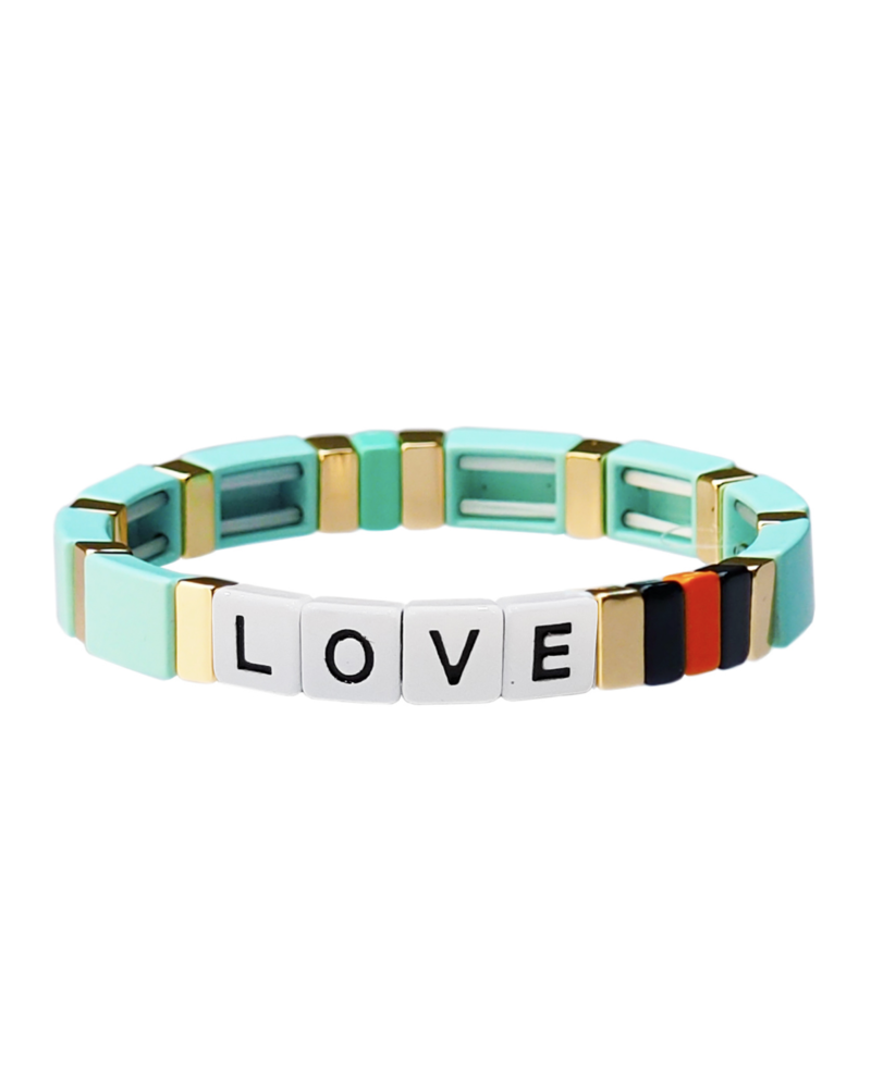 Tai Love Alloy Bracelet