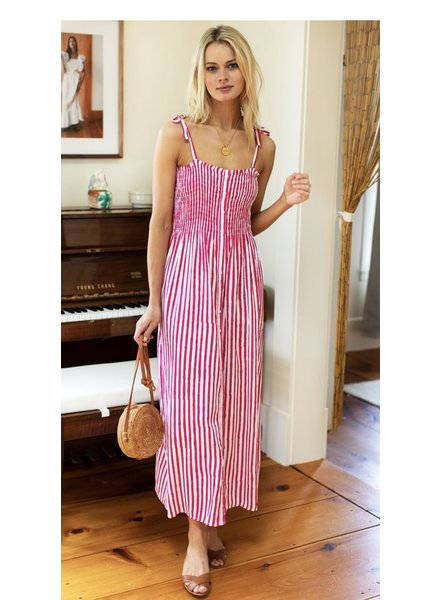 Emerson Fry Santiago Striped Dress