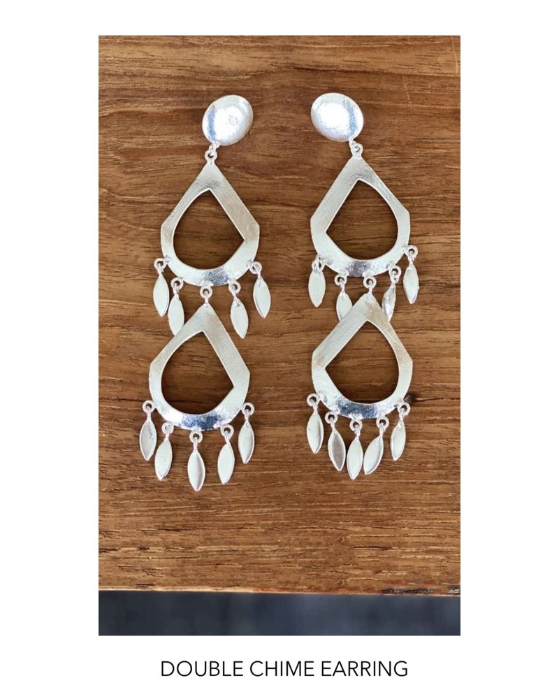 Emerson Fry Double Chime Earring