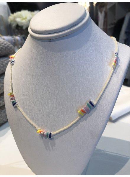Sandy Hyun Glass Necklace