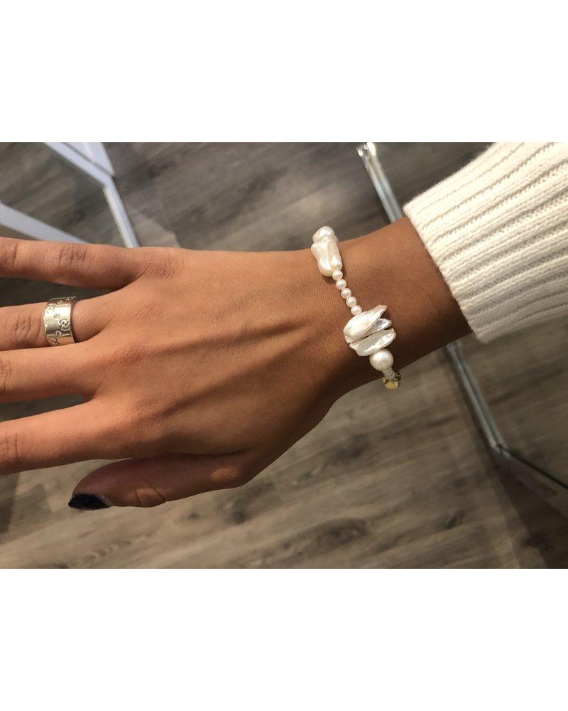 Sandy Hyun Pearl Bracelet