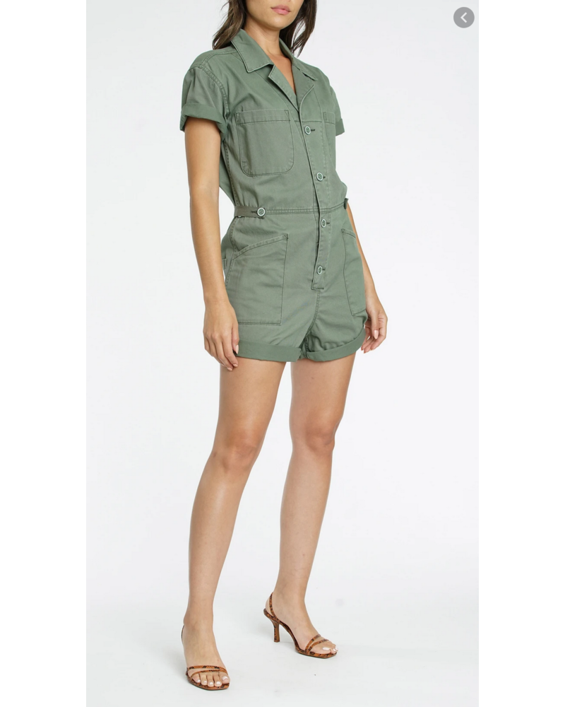 Parker Field Suit Short