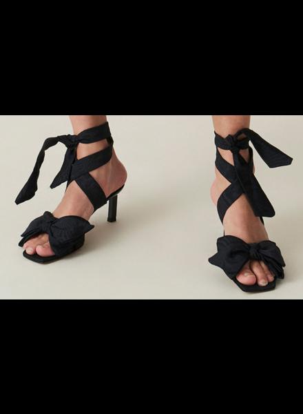Ganni Bow Heel