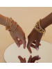 Petit Moments Angle Bracelet