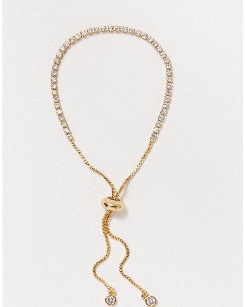 Petit Moments Mini Tennis Bracelet