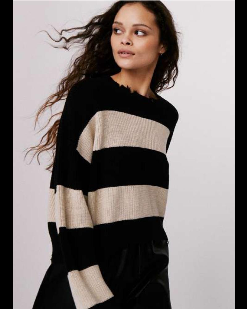 PISTOLA Eve Striped Sweater