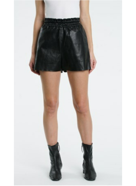 PISTOLA Chels Leather Short