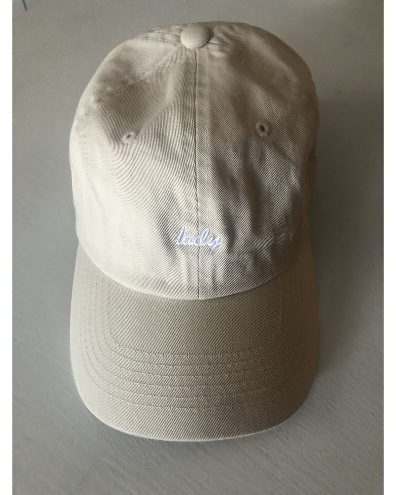 Intentionally Blank lady Hat
