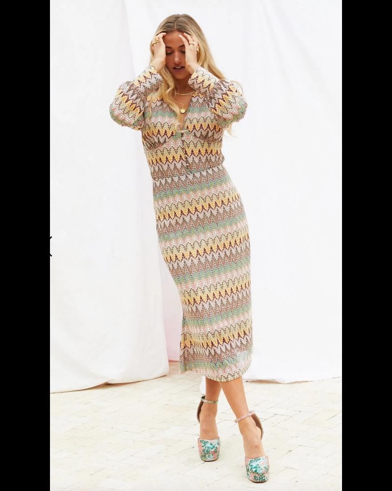 NFD Aztec Skirt