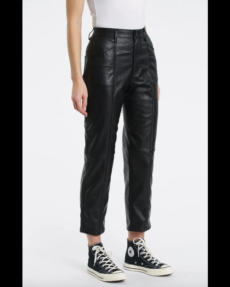 PISTOLA Tess Leather Utility Pant