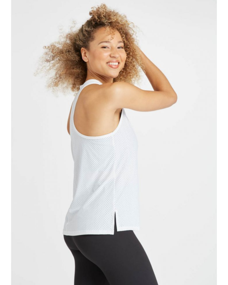 SPANX Perforated Tank