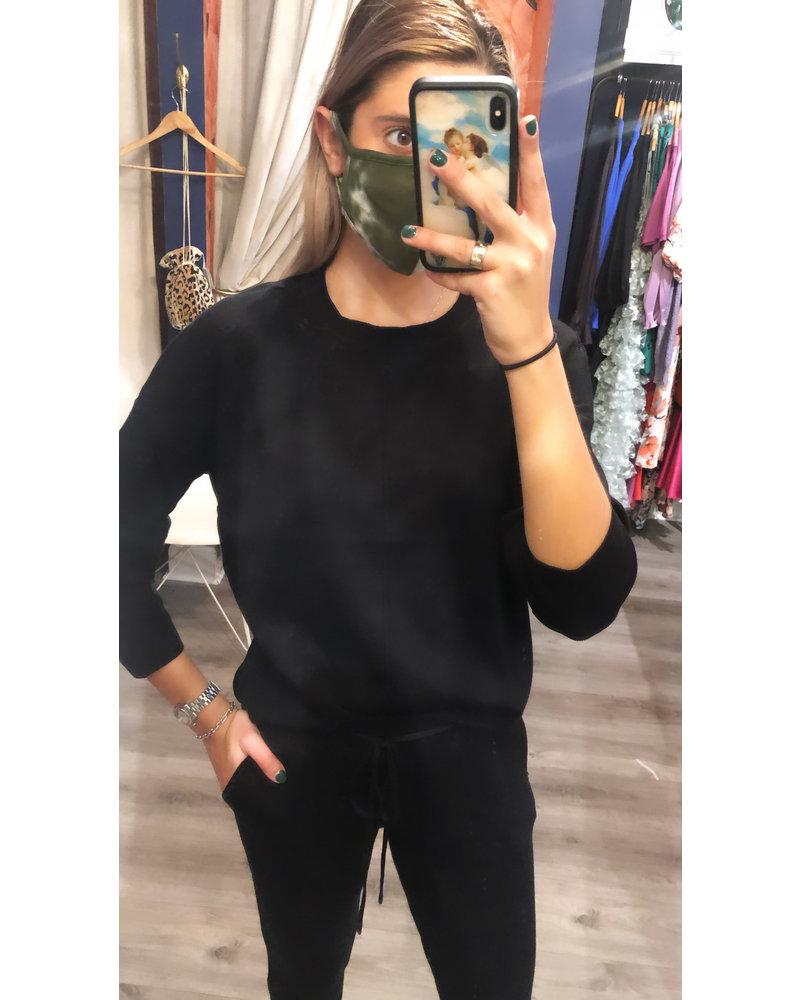 Little Lies Gina Knitted Sweater