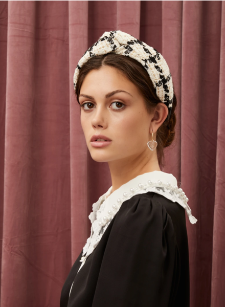 Sister Jane Tweed Headband