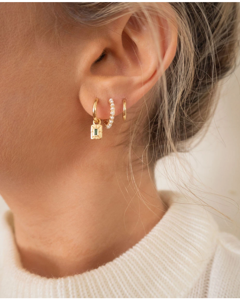 Five and Two Prima Earring