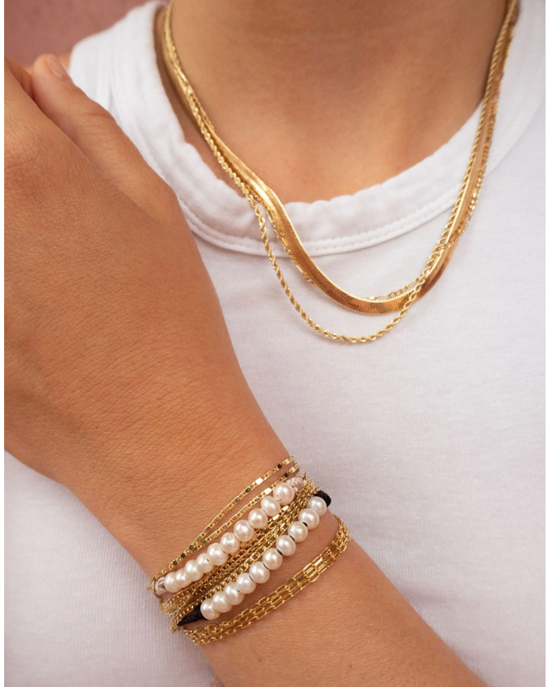 Five and Two Jane Bracelet