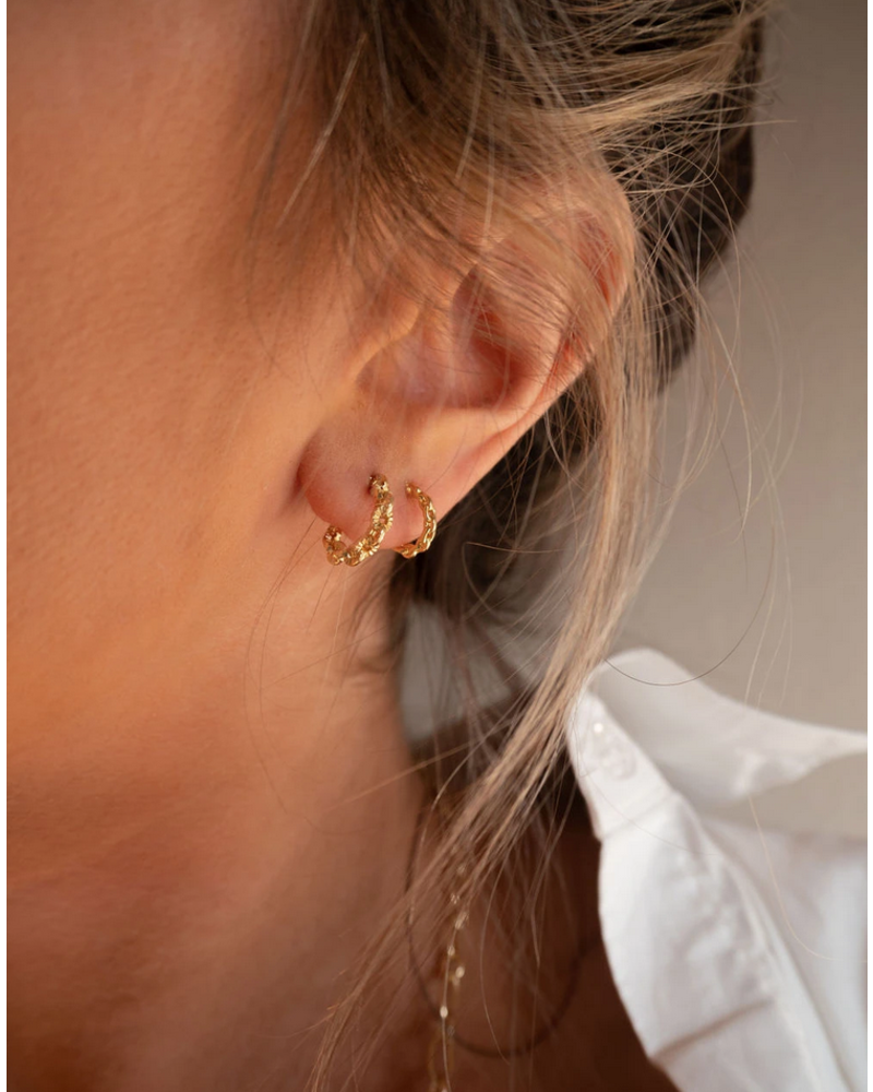 Five and Two Leah Earring