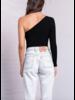 BAYSE One Sided Curved Bodysuit