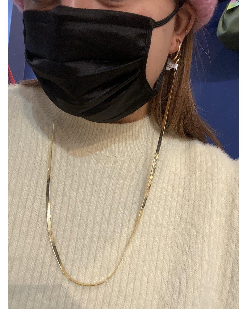 PM Herringbone Mask Chain