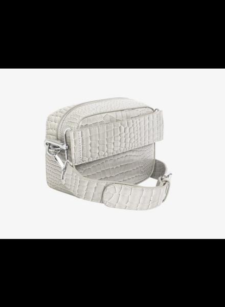 HVISK Glaze Croco Handbag