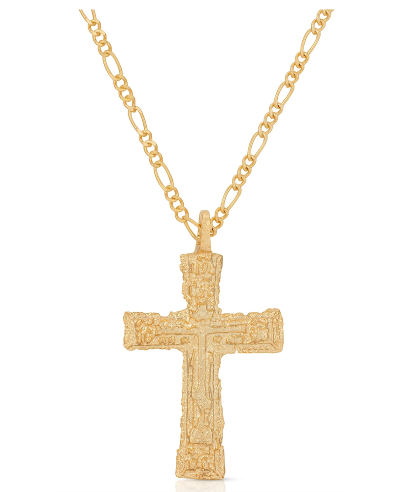The Antiquity Cross Necklace