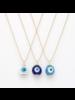 OIYA Evil Eye Pendant Necklace