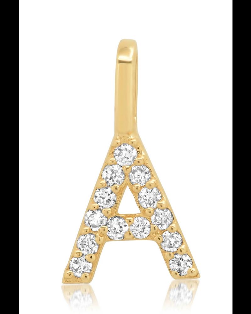 Tai Gold Diamond Charm