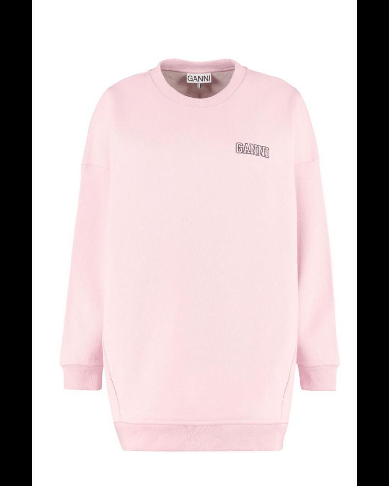 Ganni Oversized Sweatshirt