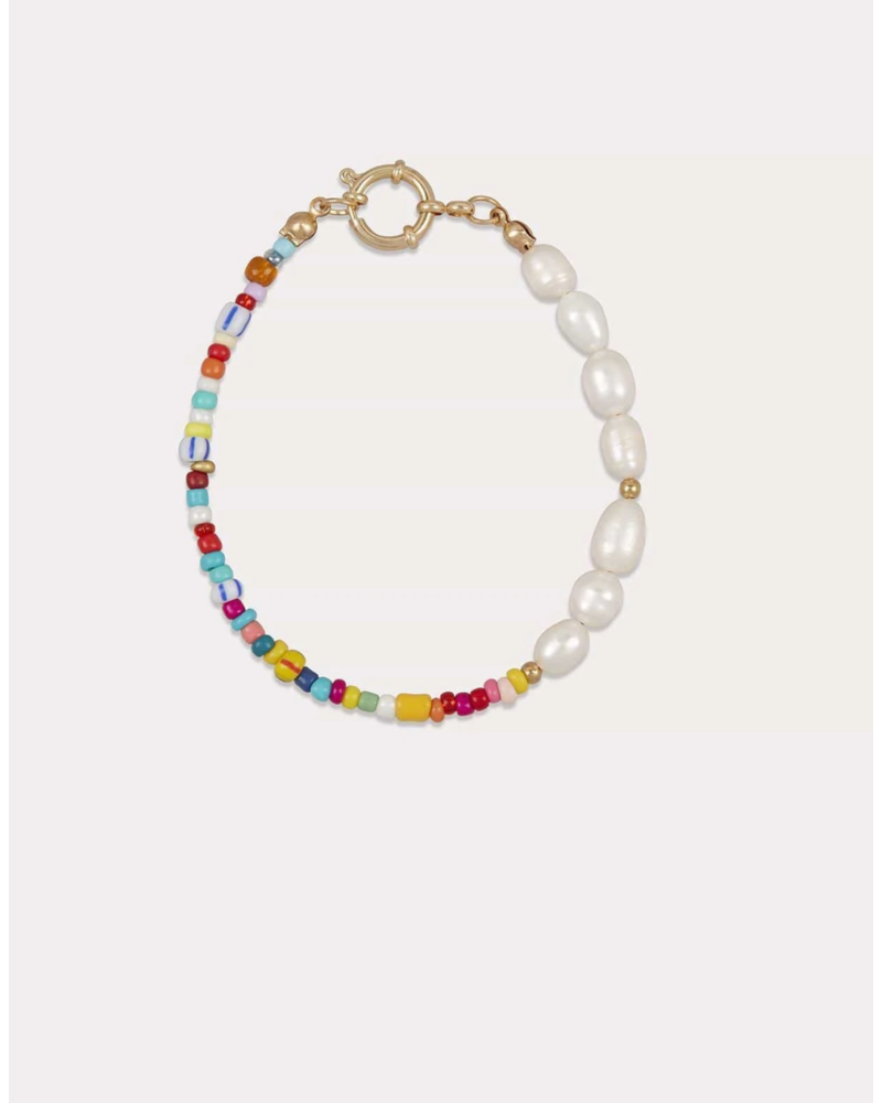Petit Moments Lucky Anklet