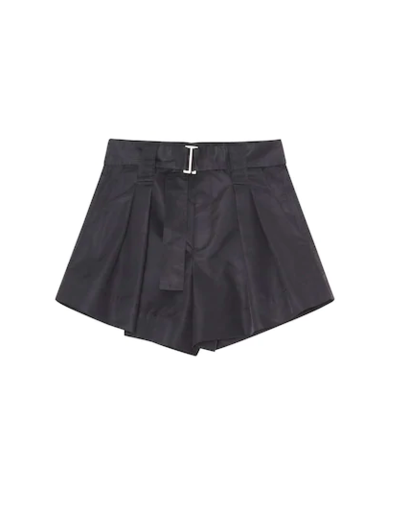 Ganni Outerwear Nylon Short