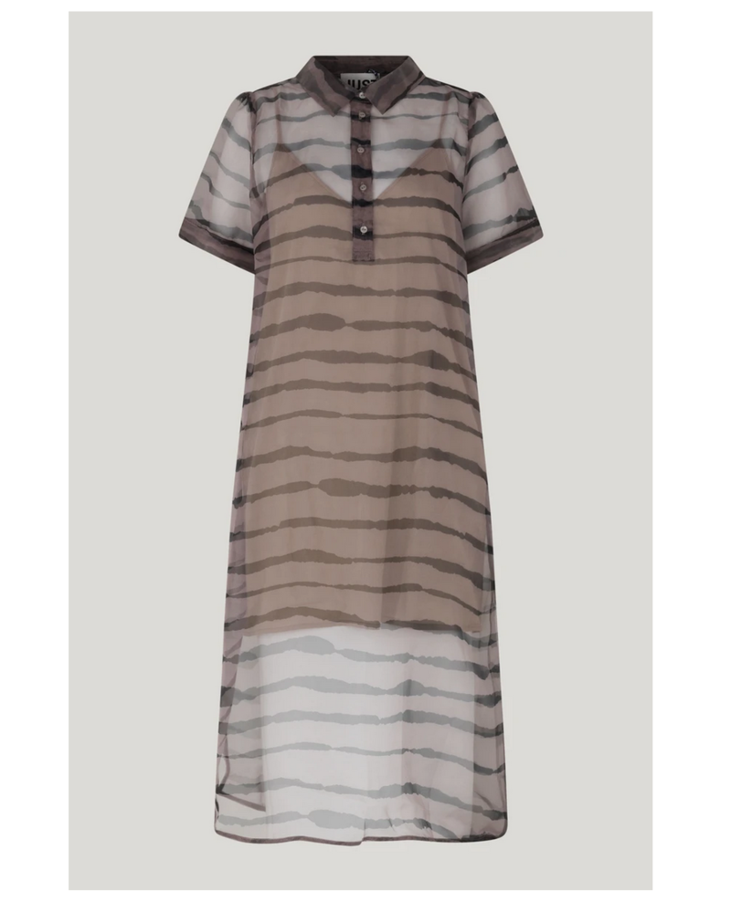 JUST Female Moca Polo Dress