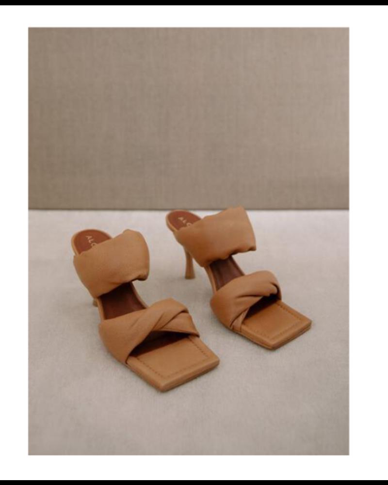 ALOHAS Twist Strap Heel