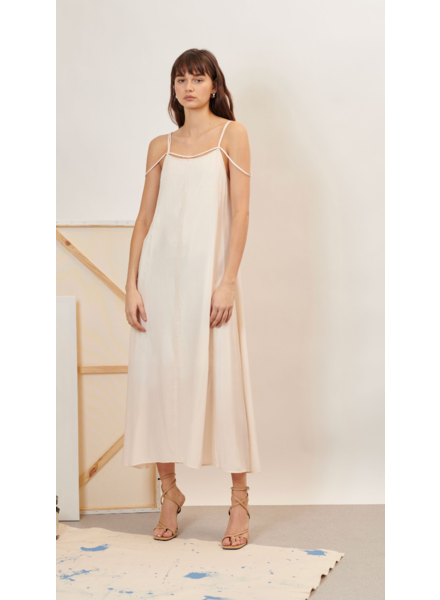 Ghospell Glaze Slip Dress