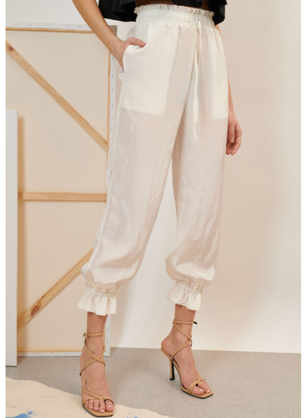 Ghospell Notion Drawstring Trousers