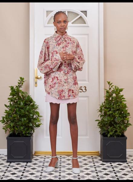 Sister Jane Flourish Sequin Shirt