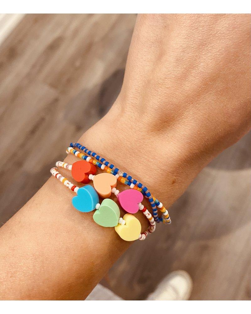BAS Heart Bracelet
