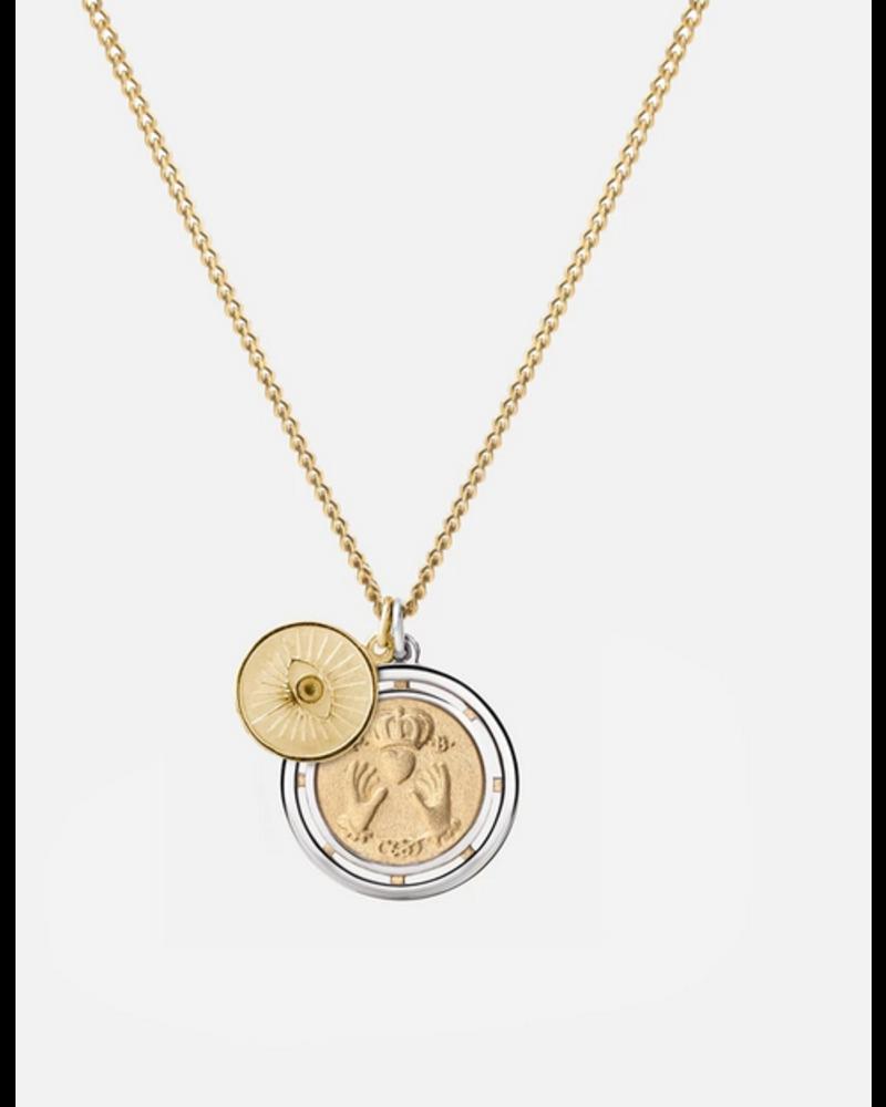 Miansai Test of Time Pendant Necklace