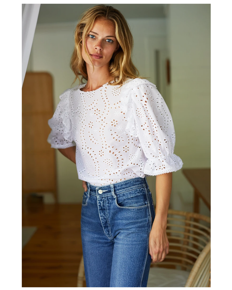 Emerson Fry Pearl Blouse