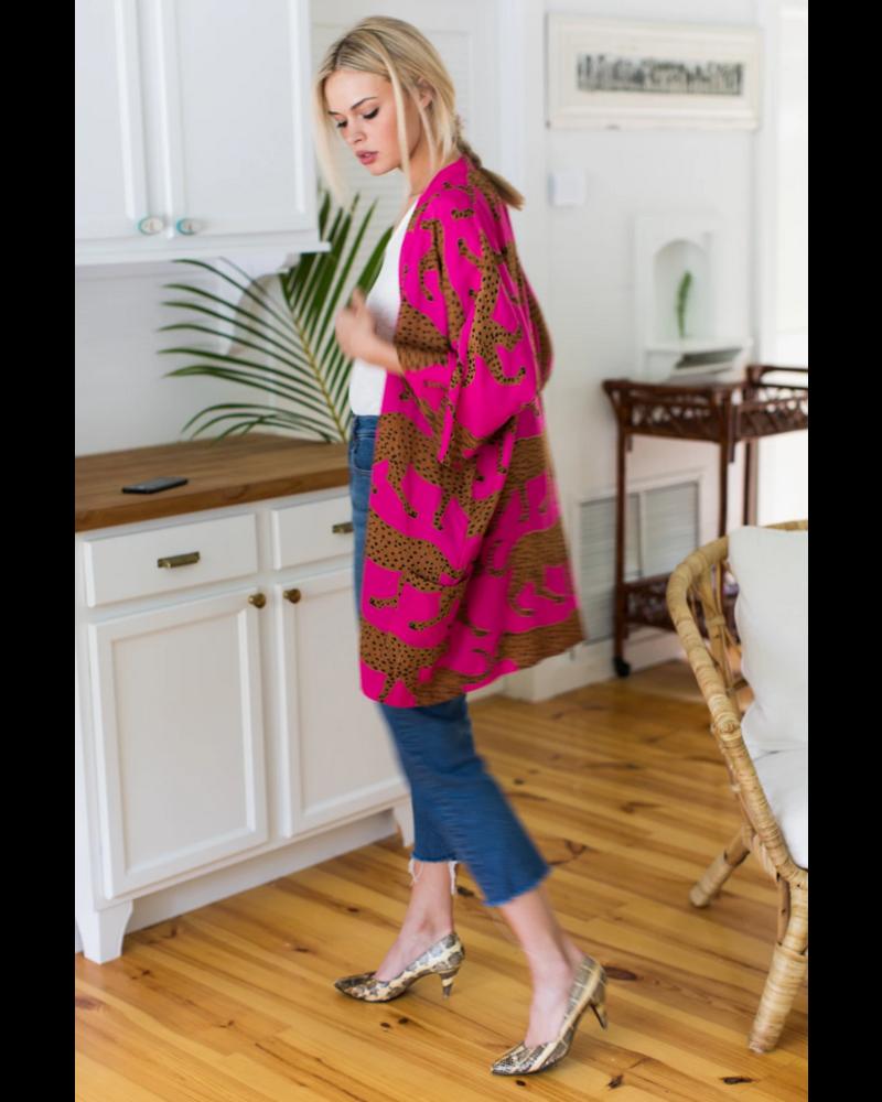Emerson Fry Fete Kimono