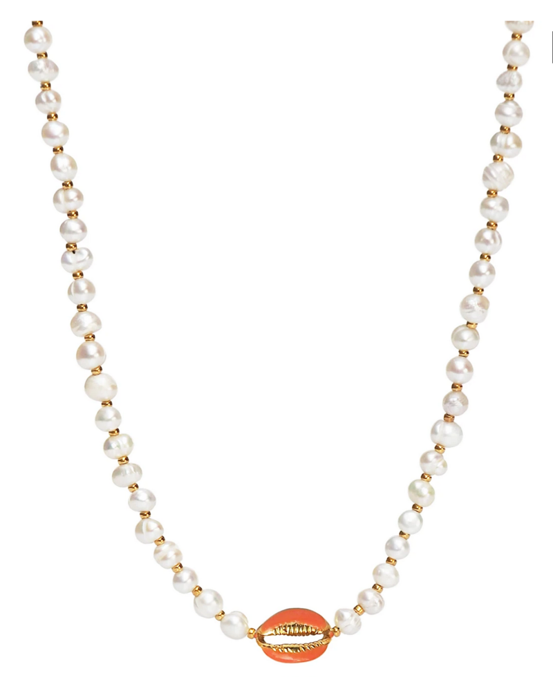 Tai Fresh Water Pearl Necklace