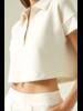 Lanston Cuff Sleeve Polo