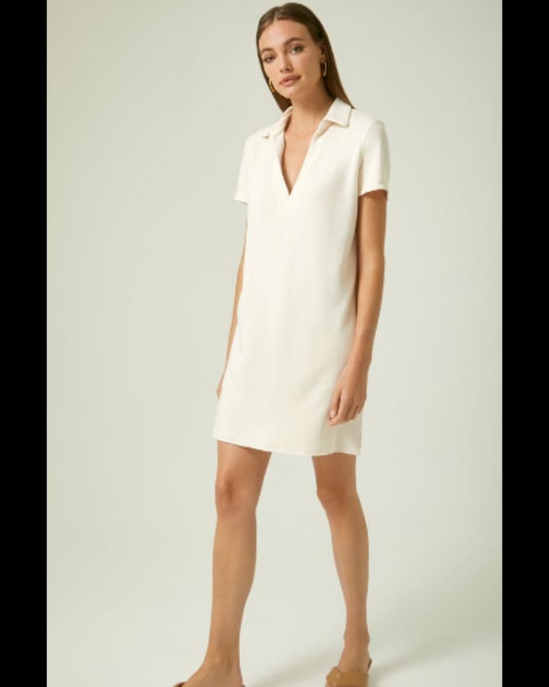 Lanston Polo Mini Dress
