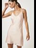 Lanston Bias Slip Mini Dress