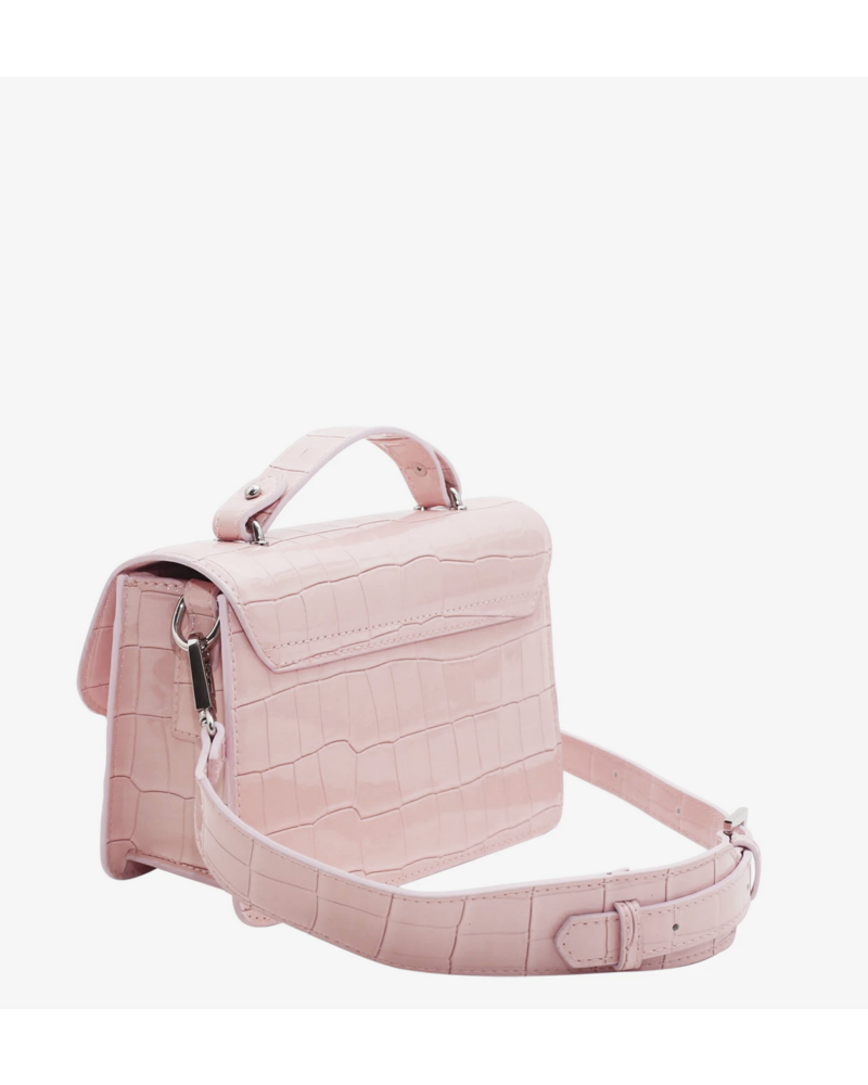 HVISK Crane Croco Handbag