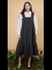 Sister Jane Foxglove Jacquard Midi Dress