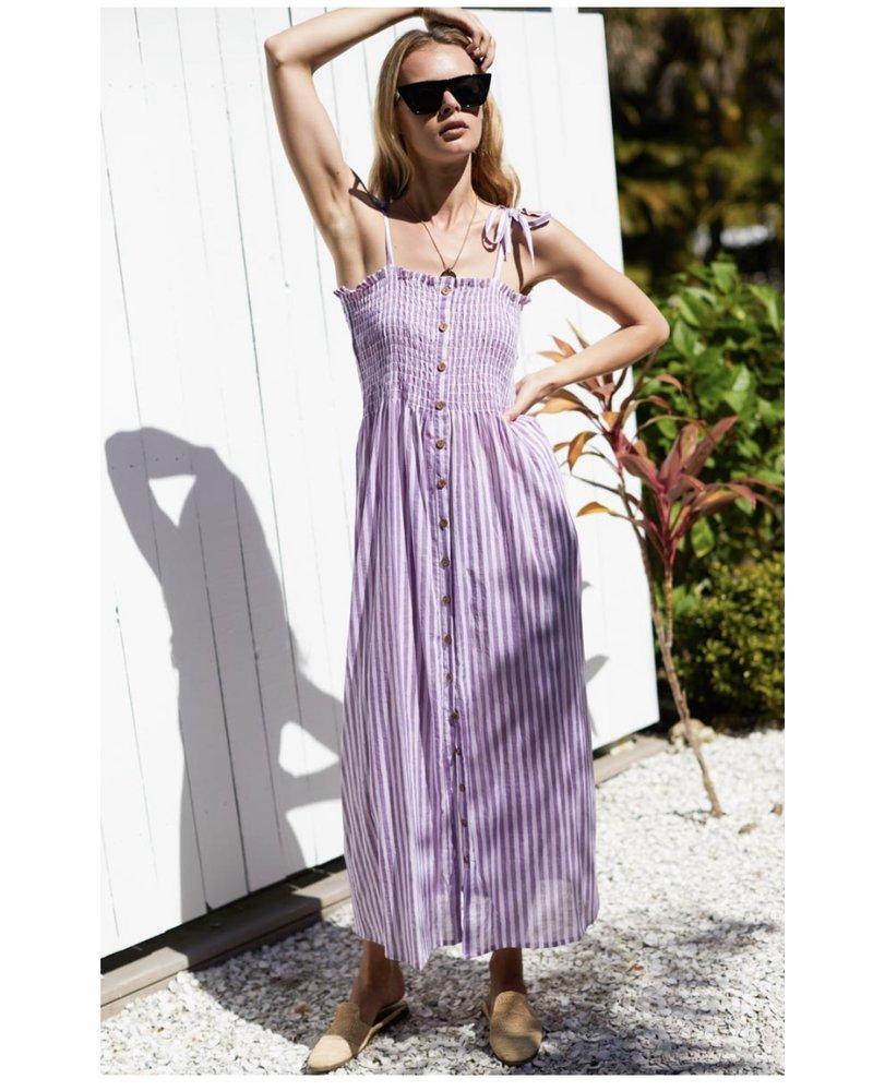 Emerson Fry Santiago Striped Dress