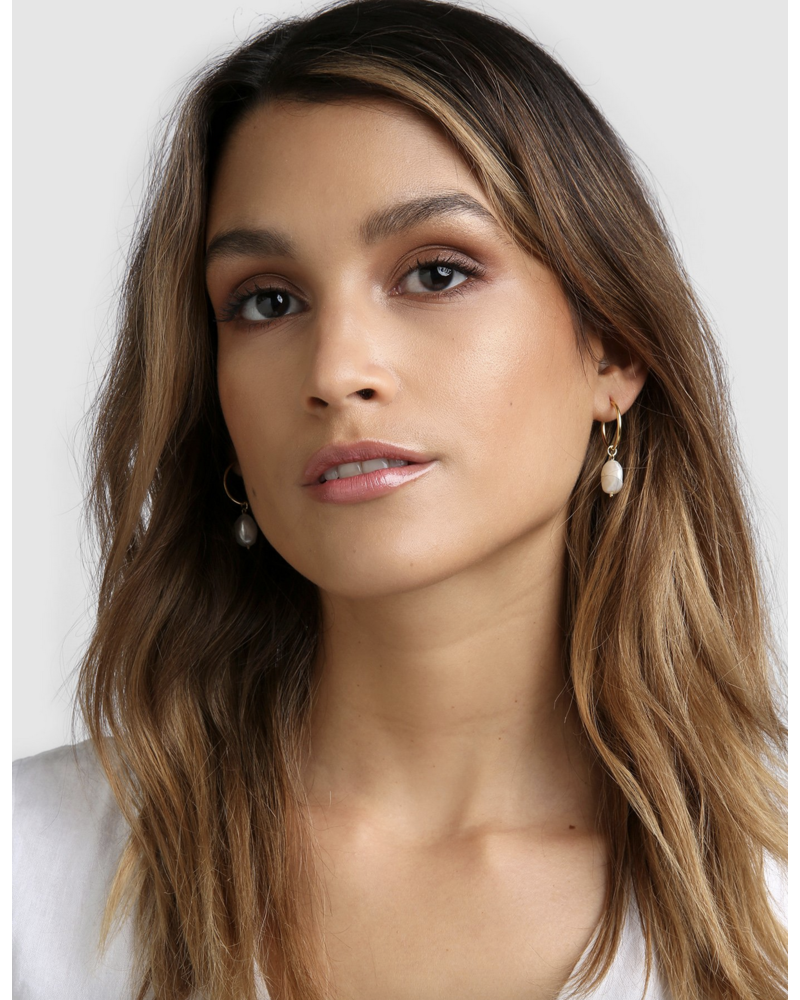 AOE Augusta Hoop Earring