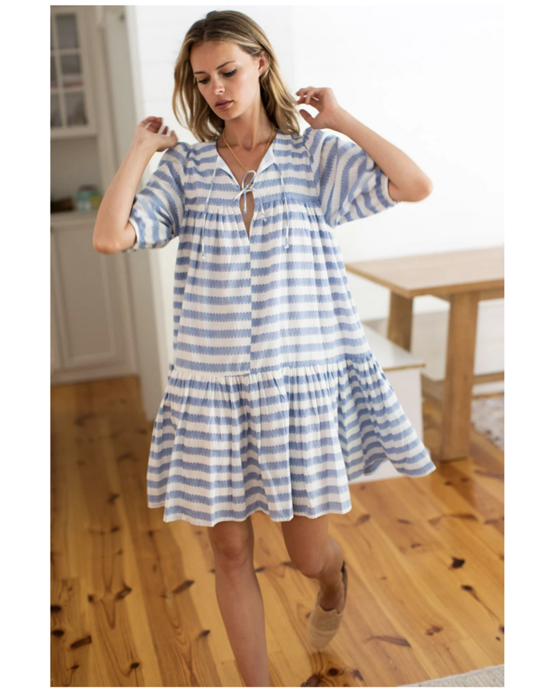 Emerson Fry Puff Isla Dress