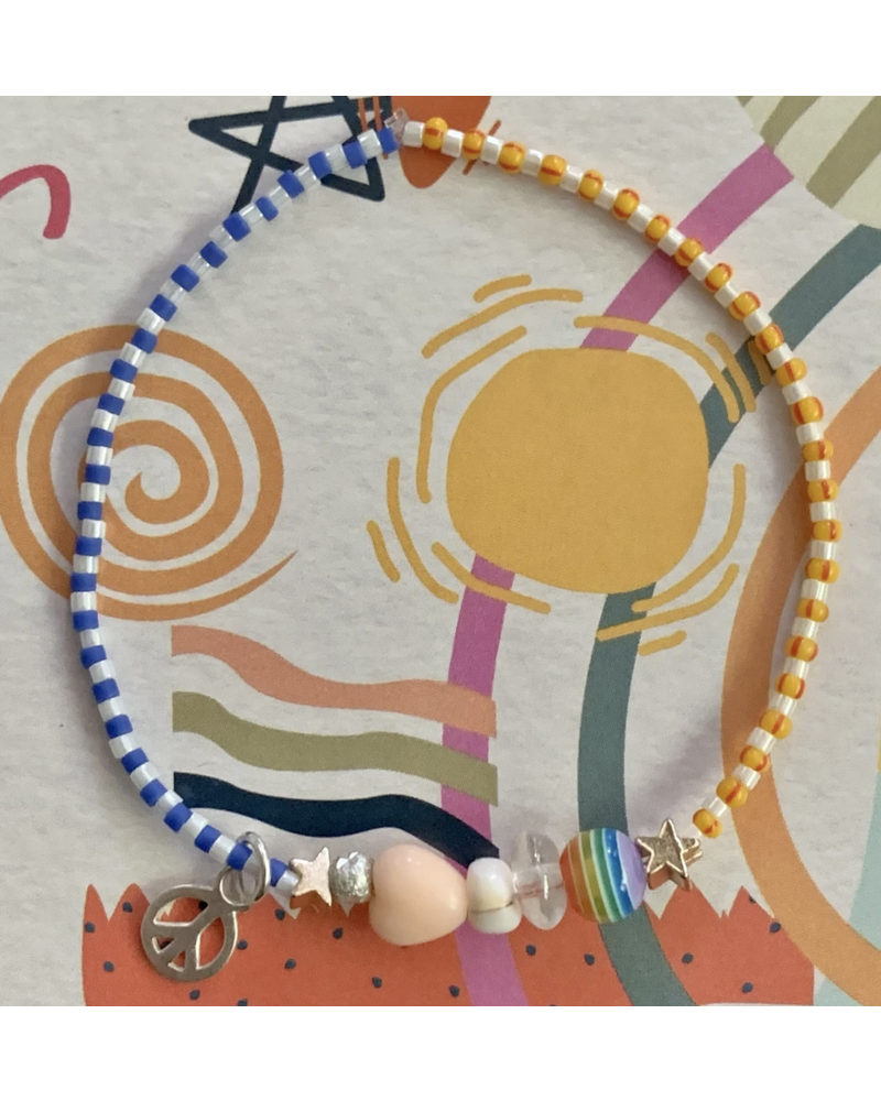 BAS Mini Bead Bracelets