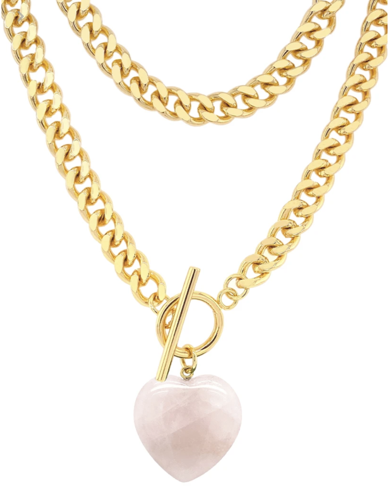 Jurate OH Girl Necklace